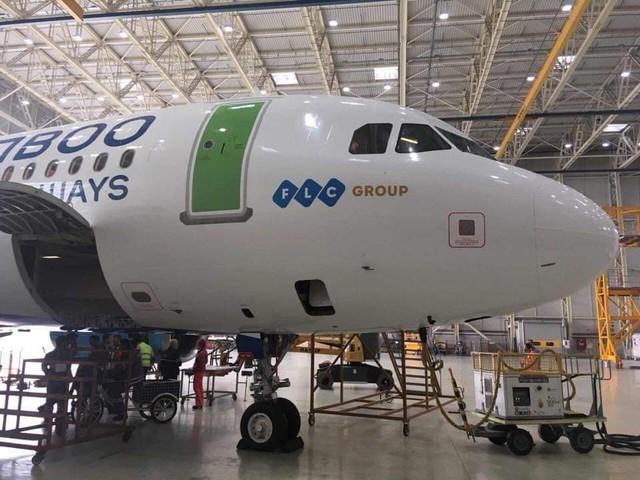 Đây là máy bay Bamboo Airways ngoài đời thực, chuẩn bị về Việt Nam để phục vụ hành khách - Ảnh 2.