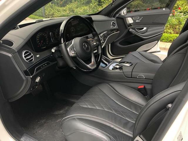 Chỉ cần chạy 8.000 km, chủ nhân xe Mercedes-Benz S450L Luxury đã mất 400 triệu đồng so với xe mới - Ảnh 3.