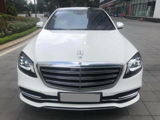 Chỉ cần chạy 8.000 km, chủ nhân xe Mercedes-Benz S450L Luxury đã mất 400 triệu đồng so với xe mới - Ảnh 5.