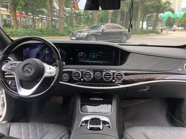 Chỉ cần chạy 8.000 km, chủ nhân xe Mercedes-Benz S450L Luxury đã mất 400 triệu đồng so với xe mới - Ảnh 10.