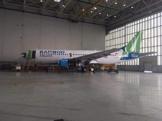 Đây là máy bay Bamboo Airways ngoài đời thực, chuẩn bị về Việt Nam để phục vụ hành khách - Ảnh 5.