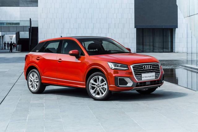 Audi ra mắt cùng lúc 6 xe mới tại Việt Nam - Cú chốt hạ tổng lực cuối năm đáp trả Mercedes-Benz và BMW - Ảnh 6.