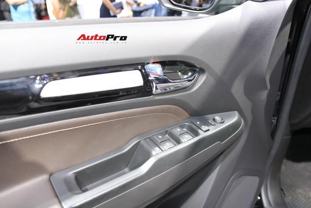 Chevrolet giới thiệu gói phụ kiện hoàn toàn mới cho mẫu SUV Trailblazer tại VMS 2018 - Ảnh 12.