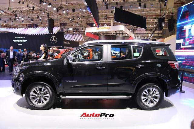 Chevrolet giới thiệu gói phụ kiện hoàn toàn mới cho mẫu SUV Trailblazer tại VMS 2018 - Ảnh 5.