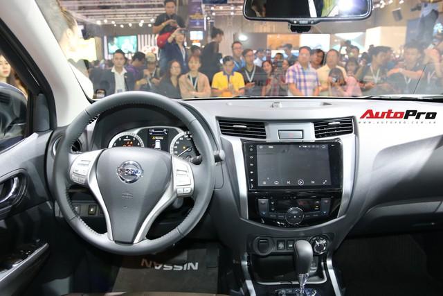Nissan Terra ra mắt Việt Nam, đấu Toyota Fortuner nhưng chưa có giá chính thức - Ảnh 4.