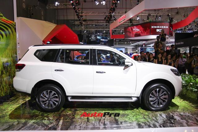 Nissan Terra ra mắt Việt Nam, đấu Toyota Fortuner nhưng chưa có giá chính thức - Ảnh 1.