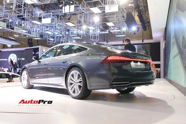 Soi chi tiết Audi A7 Sportback 2018 lần đầu xuất hiện tại Việt Nam - Ảnh 5.