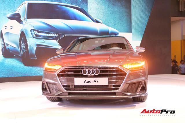 Soi chi tiết Audi A7 Sportback 2018 lần đầu xuất hiện tại Việt Nam - Ảnh 1.