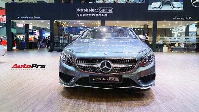 Gian hàng rộng nhất Triển lãm Ô tô Việt Nam 2018 của Mercedes-Benz có gì thú vị? - Ảnh 9.