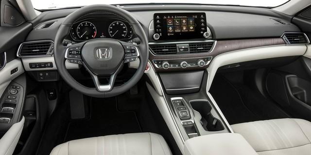 Honda Accord tạm ngừng nhập về Việt Nam, phiên bản turbo hoàn toàn mới rục rịch ra mắt - Ảnh 3.