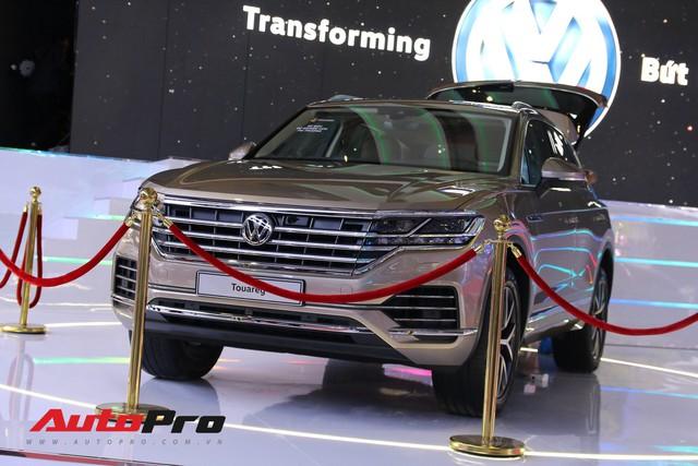 Ra mắt Volkswagen Touareg - SUV 5 chỗ dùng chung khung gầm với siêu xe Lamborghini Urus - Ảnh 2.