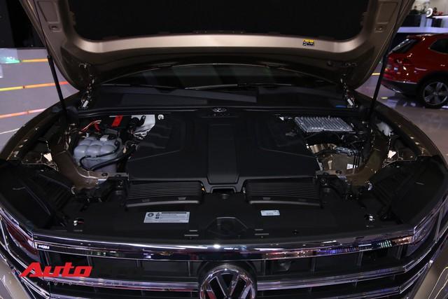 Ra mắt Volkswagen Touareg - SUV 5 chỗ dùng chung khung gầm với siêu xe Lamborghini Urus - Ảnh 12.