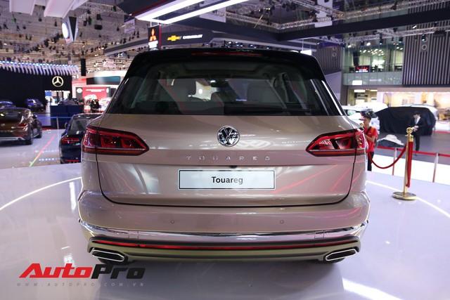 Ra mắt Volkswagen Touareg - SUV 5 chỗ dùng chung khung gầm với siêu xe Lamborghini Urus - Ảnh 6.