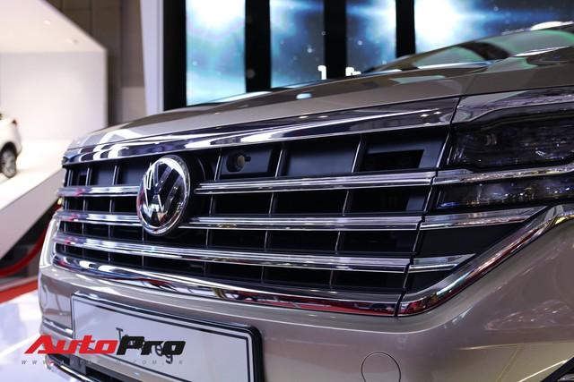 Ra mắt Volkswagen Touareg - SUV 5 chỗ dùng chung khung gầm với siêu xe Lamborghini Urus - Ảnh 4.