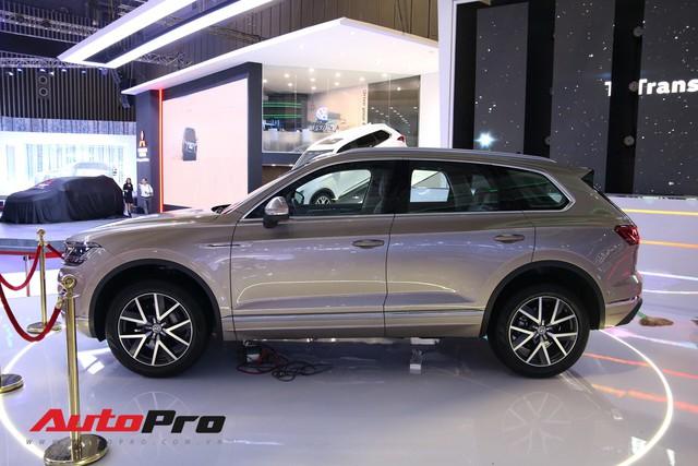 Ra mắt Volkswagen Touareg - SUV 5 chỗ dùng chung khung gầm với siêu xe Lamborghini Urus - Ảnh 1.