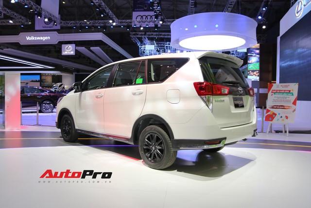 Toyota Innova phiên bản mới chính thức ra mắt, giá từ 752 triệu đồng - Ảnh 4.