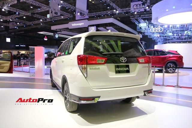 Toyota Innova phiên bản mới chính thức ra mắt, giá từ 752 triệu đồng - Ảnh 2.