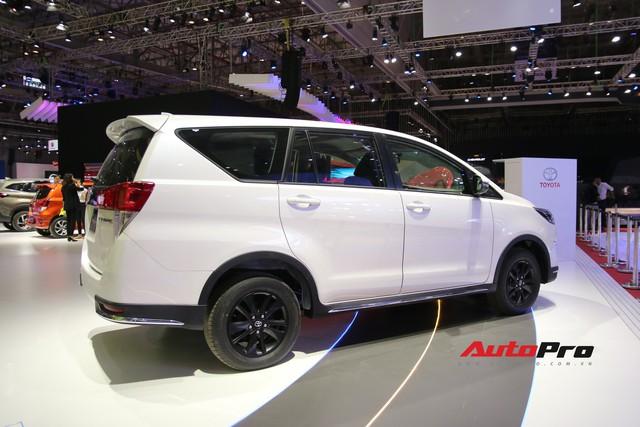 Toyota Innova phiên bản mới chính thức ra mắt, giá từ 752 triệu đồng - Ảnh 3.