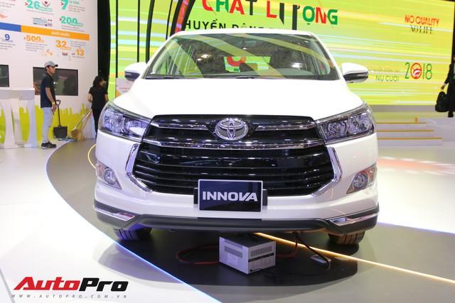 Toyota Innova phiên bản mới chính thức ra mắt, giá từ 752 triệu đồng - Ảnh 1.