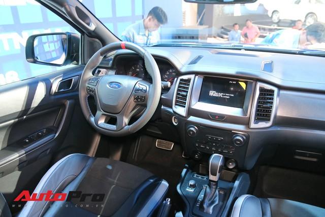 Chính thức ra mắt Ford Ranger Raptor, giá từ 1,198 tỷ đồng - Ảnh 4.