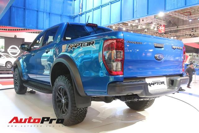 Chính thức ra mắt Ford Ranger Raptor, giá từ 1,198 tỷ đồng - Ảnh 5.