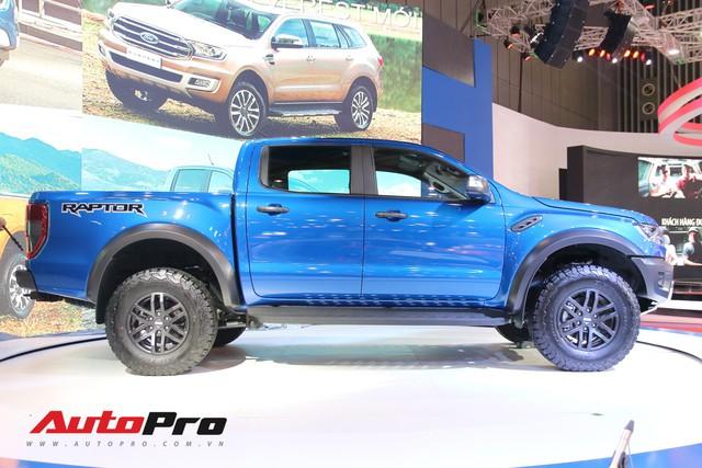 Chính thức ra mắt Ford Ranger Raptor, giá từ 1,198 tỷ đồng - Ảnh 2.