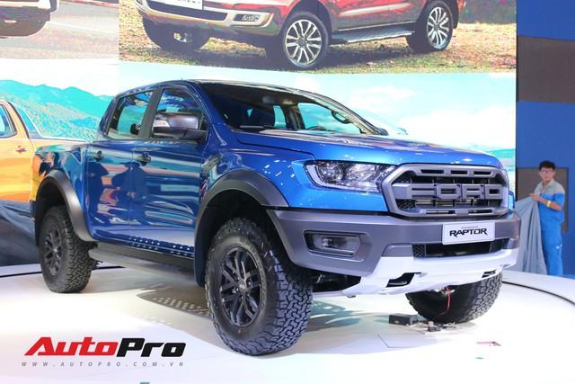 Chính thức ra mắt Ford Ranger Raptor, giá từ 1,198 tỷ đồng - Ảnh 1.