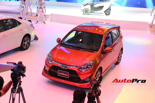 Gian hàng Toyota tại Triển lãm Ô tô Việt Nam 2018 có gì làm điểm nhấn? - Ảnh 3.