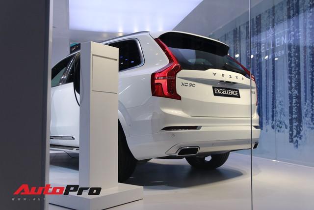 Cận cảnh Volvo XC90 Excellence - Bản nâng cấp đáng giá của mẫu SUV an toàn nhất thế giới - Ảnh 2.