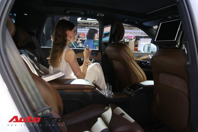 Cận cảnh Volvo XC90 Excellence - Bản nâng cấp đáng giá của mẫu SUV an toàn nhất thế giới - Ảnh 4.