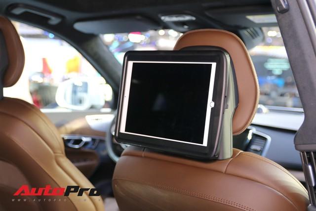 Cận cảnh Volvo XC90 Excellence - Bản nâng cấp đáng giá của mẫu SUV an toàn nhất thế giới - Ảnh 5.
