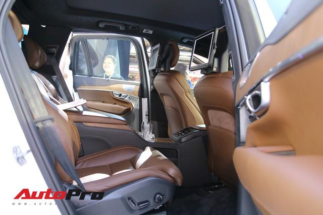 Cận cảnh Volvo XC90 Excellence - Bản nâng cấp đáng giá của mẫu SUV an toàn nhất thế giới - Ảnh 3.