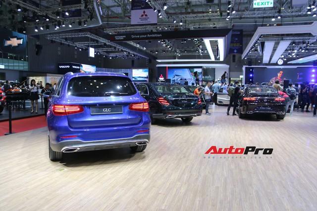 Gian hàng rộng nhất Triển lãm Ô tô Việt Nam 2018 của Mercedes-Benz có gì thú vị? - Ảnh 7.