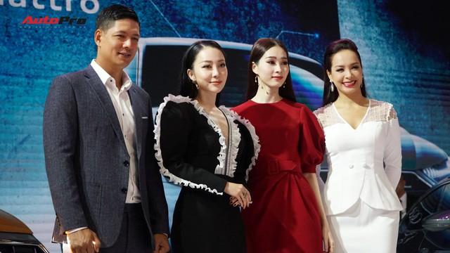 Hồ Ngọc Hà, Hồng Đăng, H'Hen Niê và hàng loạt sao Việt bên dàn xe khủng tại VMS 2018 - Ảnh 10.