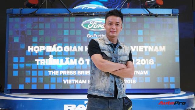 Hồ Ngọc Hà, Hồng Đăng, H'Hen Niê và hàng loạt sao Việt bên dàn xe khủng tại VMS 2018 - Ảnh 4.