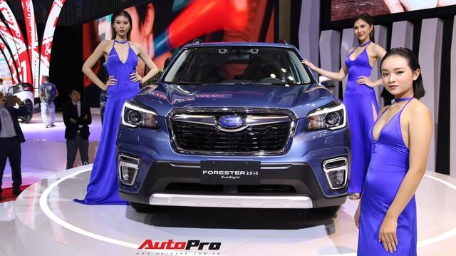 Ra mắt Subaru Forester 2019 - Đối thủ Mazda CX-5, Honda CR-V tại Việt Nam
