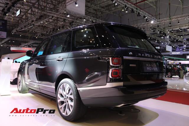 Range Rover Autobiography LWB trình diện Triển lãm Ô tô Việt Nam 2018 - Ảnh 2.