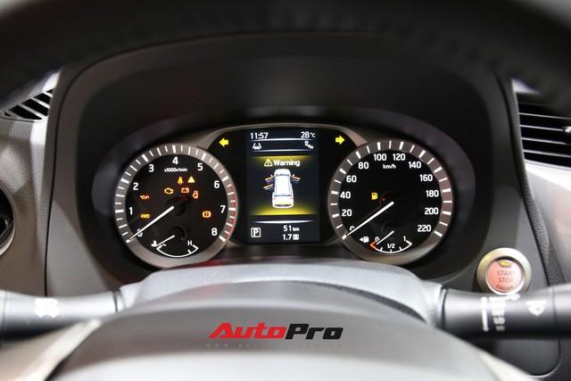 Đánh giá nhanh Nissan Terra: Ngôi sao mới trong phân khúc SUV 7 chỗ - Ảnh 9.