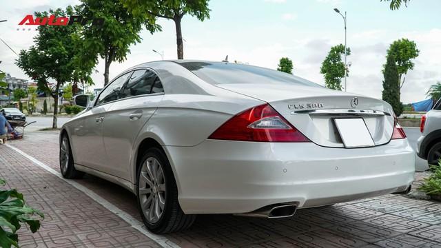 Mercedes-Benz CLS 300 cũ bán lại hơn 800 triệu đồng - Khi dân chơi có giá dân thường - Ảnh 5.