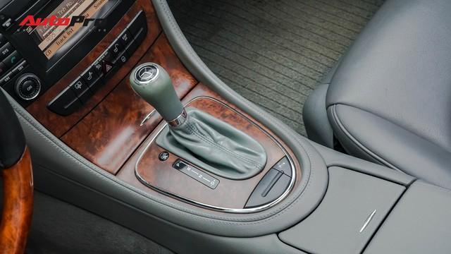 Mercedes-Benz CLS 300 cũ bán lại hơn 800 triệu đồng - Khi dân chơi có giá dân thường - Ảnh 14.