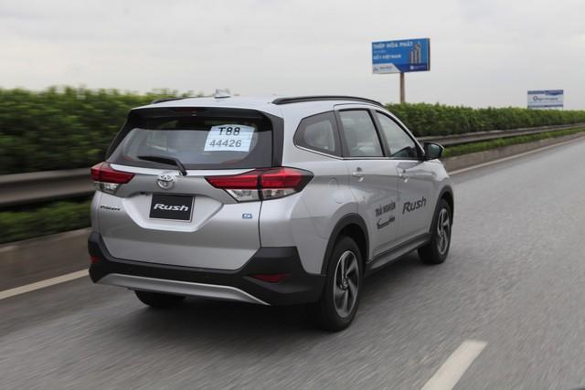 Mở khóa các thắc mắc lớn quanh Toyota Wigo, Avanza và Rush - Ảnh 6.