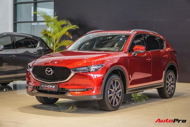 """Mazda CX-5 thêm 3 màu sơn """"hot trend"""" tại Việt Nam - Ảnh 1."""