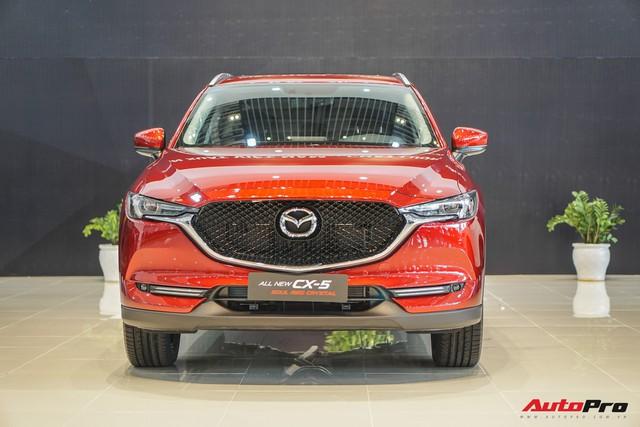 """Mazda CX-5 thêm 3 màu sơn """"hot trend"""" tại Việt Nam - Ảnh 5."""