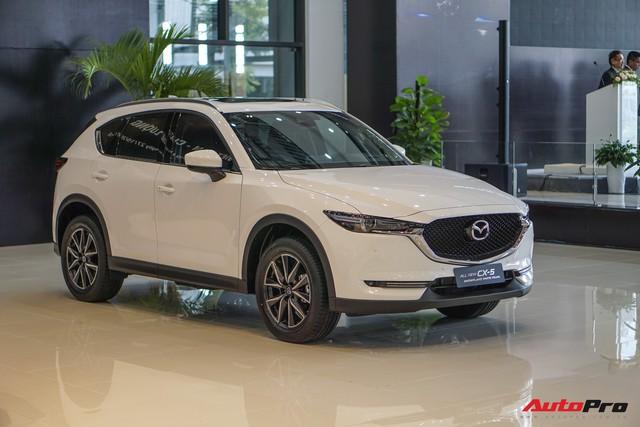 """Mazda CX-5 thêm 3 màu sơn """"hot trend"""" tại Việt Nam - Ảnh 8."""