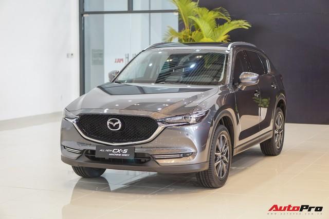 """Mazda CX-5 thêm 3 màu sơn """"hot trend"""" tại Việt Nam - Ảnh 7."""