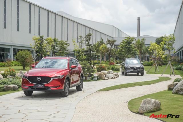 """Mazda CX-5 thêm 3 màu sơn """"hot trend"""" tại Việt Nam - Ảnh 4."""