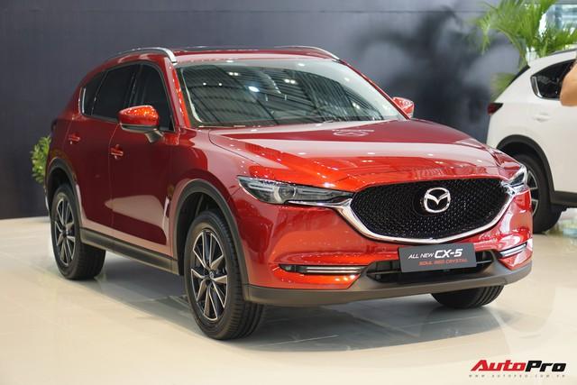 """Mazda CX-5 thêm 3 màu sơn """"hot trend"""" tại Việt Nam - Ảnh 6."""