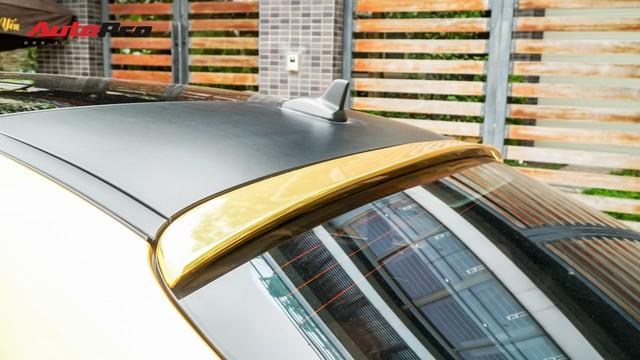 Mercedes-Benz S400 độ phong cách nhà giàu Dubai bất ngờ xuất hiện tại Hà Nội - Ảnh 7.