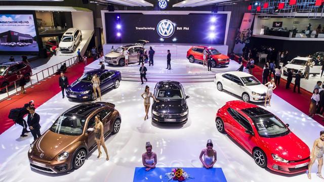 Không phải Touareg, Tiguan Allspace mới là mẫu xe chủ lực của VW tại Việt Nam - Ảnh 2.