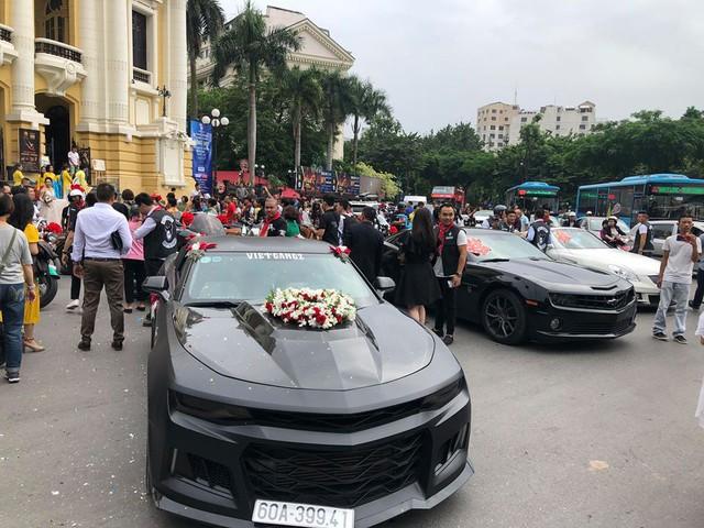 Dân chơi khét tiếng Việt Nam tổ chức đám cưới quy tụ toàn xe khủng - Ảnh 12.